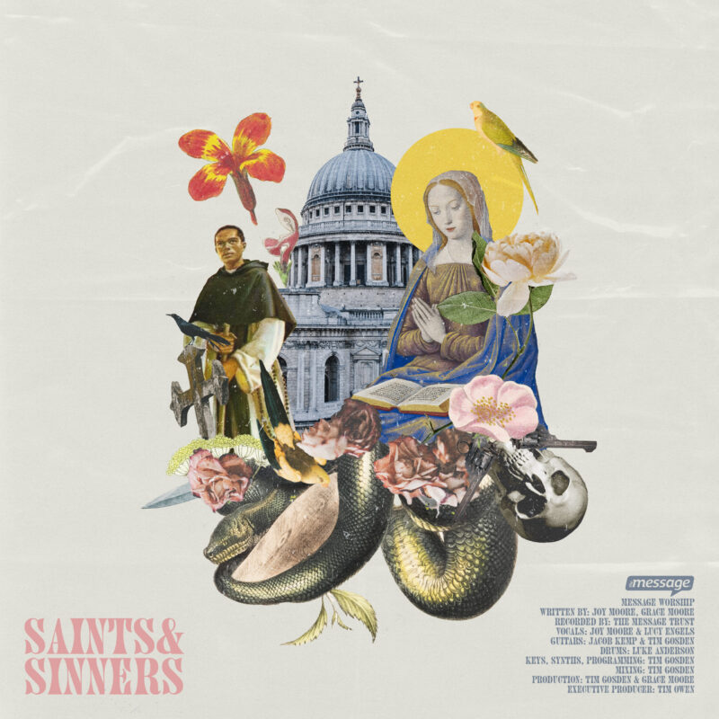 Message Worship Release Saints and Sinners Single