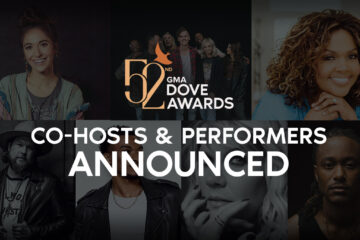 Dove Awards Co-Hosts & First Round Performers Announced