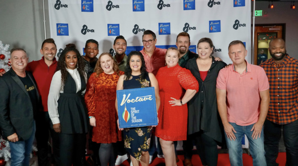 Voctave, the Viral A Capella Sensation Vocal Ensemble, Signs Recording Agreement with CLUB44 Records