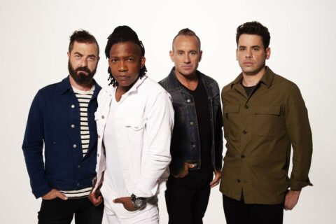 NEWSBOYS' GOD'S NOT DEAD IS ROARING LIKE A LION INTO DOUBLE PLATINUM STATUS