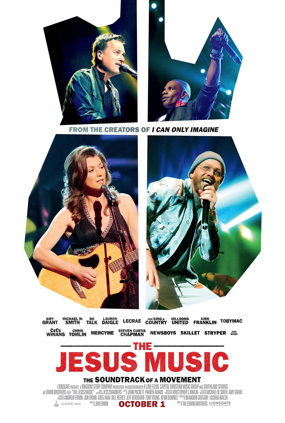 The Jesus Music is Coming To A Theater Near You – Tickets On Sale 9/8