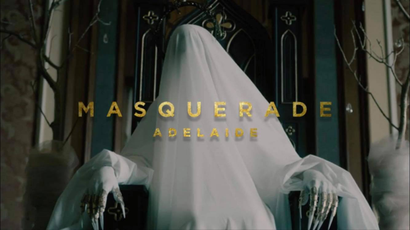 Exclusive: Adelaide Premiere Masquerade Music Video