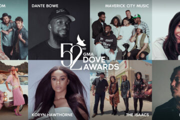 Watch the 52nd Dove Awards TONIGHT! - PERFORMERS ANNOUNCED FOR 52ND ANNUAL GMA DOVE AWARDS