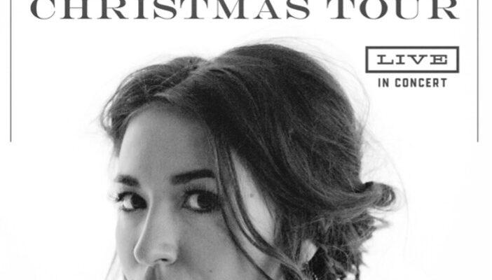 "LAUREN DAIGLE BRINGS BACK ""BEHOLD CHRISTMAS TOUR"""