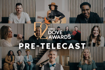 Talent Announced for 52nd Annual GMA Dove Awards Pre-Telecast Tonight