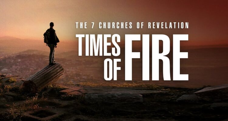 Top Grossing Inspirational Documentary of 2021 - The 7 Churches of Revelation