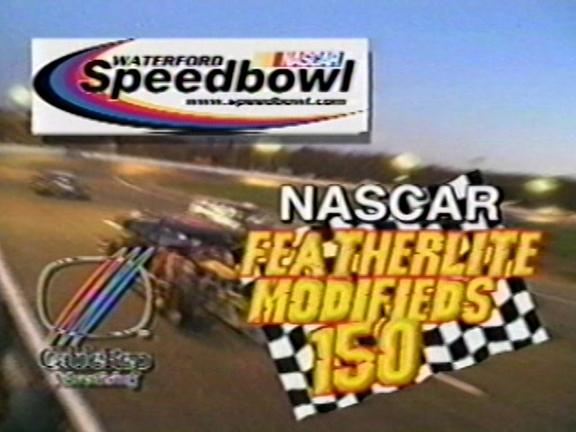 Speedbowl TV Ad – 2001 NASCAR Modified September event