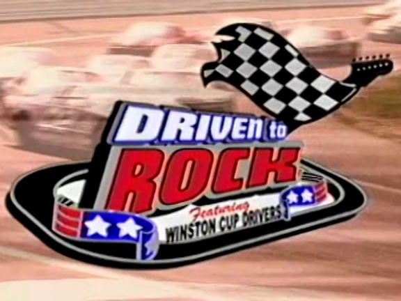 Speedbowl TV Ad – 2003 Driven to Rock / NASCAR Drivers