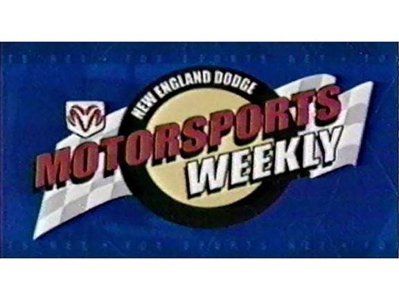 Motorsports Weekly 08-19-00 (FSN)