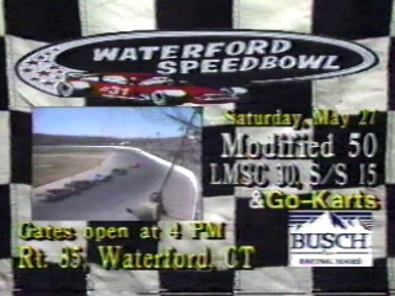Speedbowl TV Ad – 1989 Memorial Day Weekend