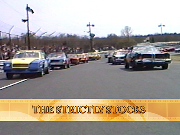 Speedbowl Doc Shorts – Birth of the Strictly Stocks