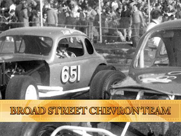 Speedbowl Doc Shorts – Broad St Chevron Team
