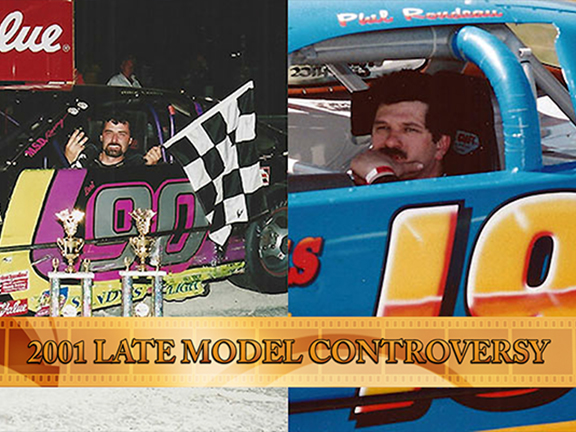 Speedbowl Doc Shorts – 2001 Late Model Controversy