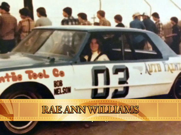 Speedbowl Doc Shorts – Rae Ann Williams