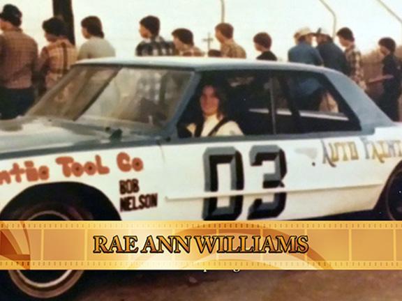 Speedbowl Doc Shorts – Rae Ann Williams