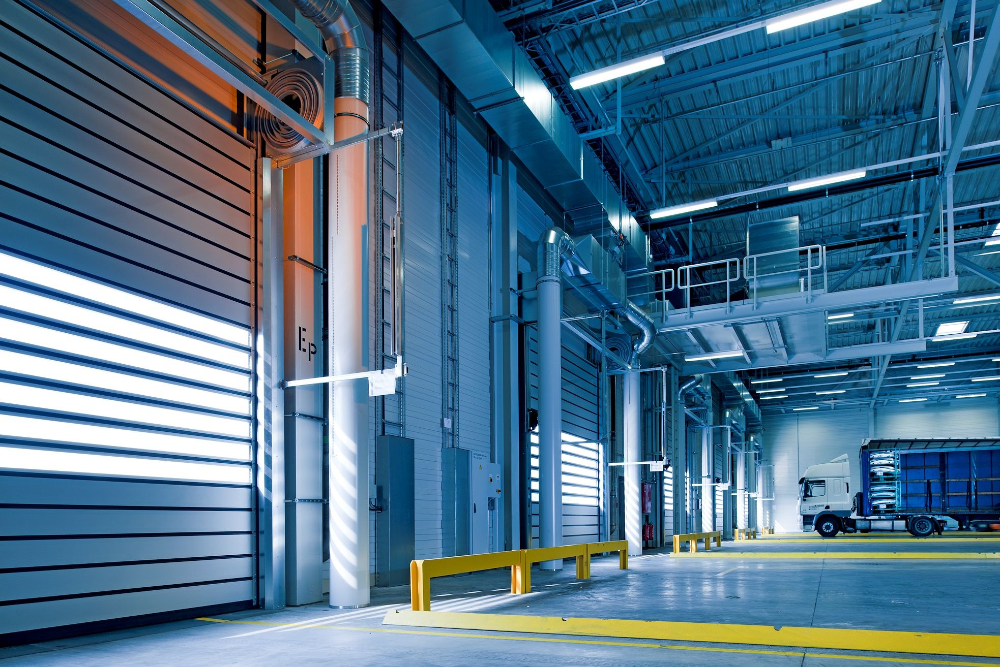 Your Guide to Everything Industrial Construction