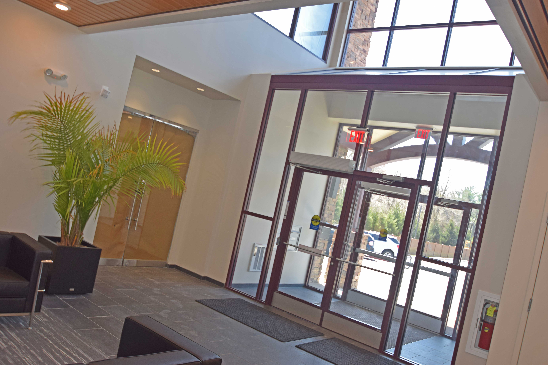 Office Lobby Renovation