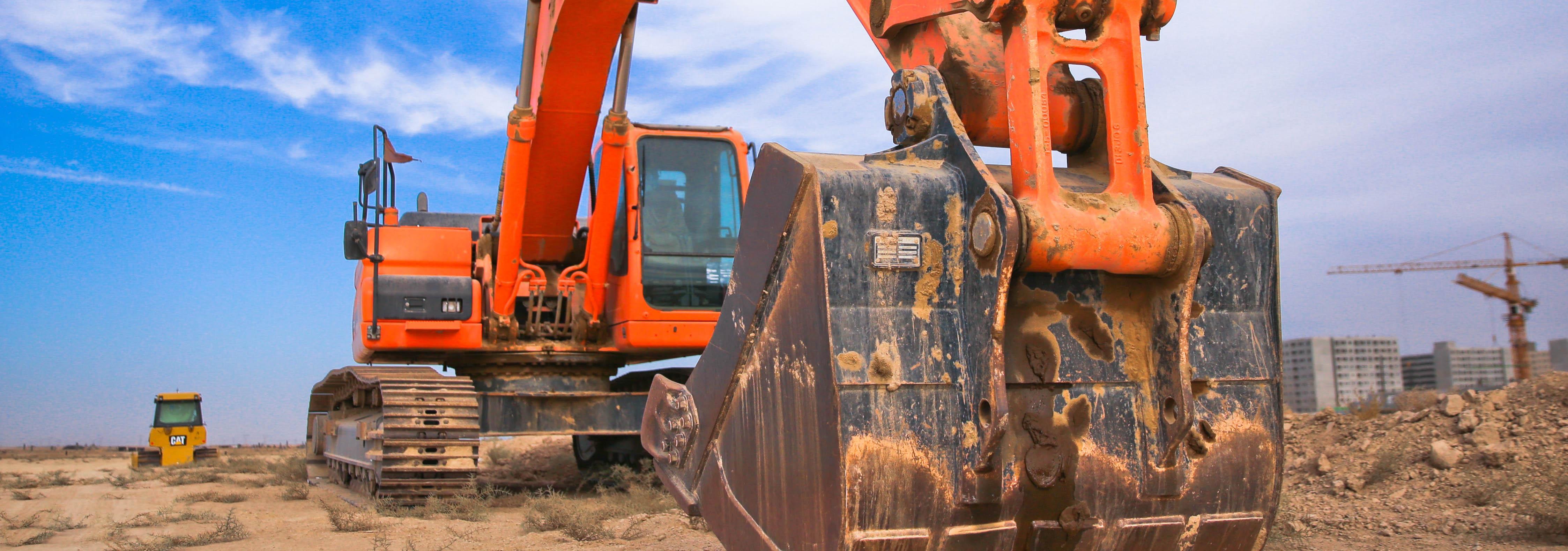 Construction Equipment Expertise