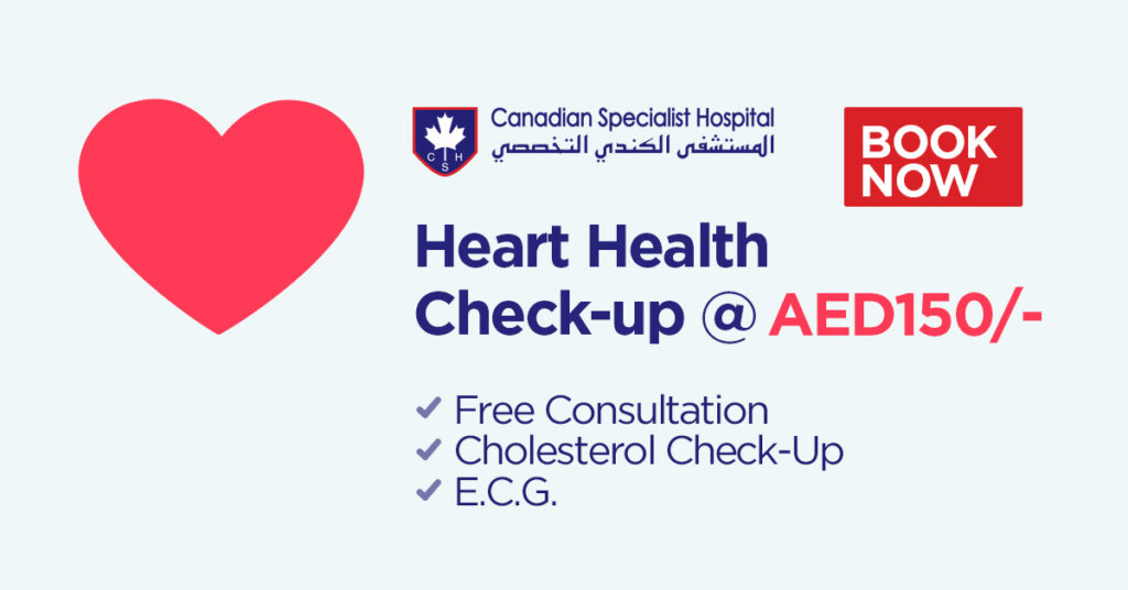 Health Health Check at AED150