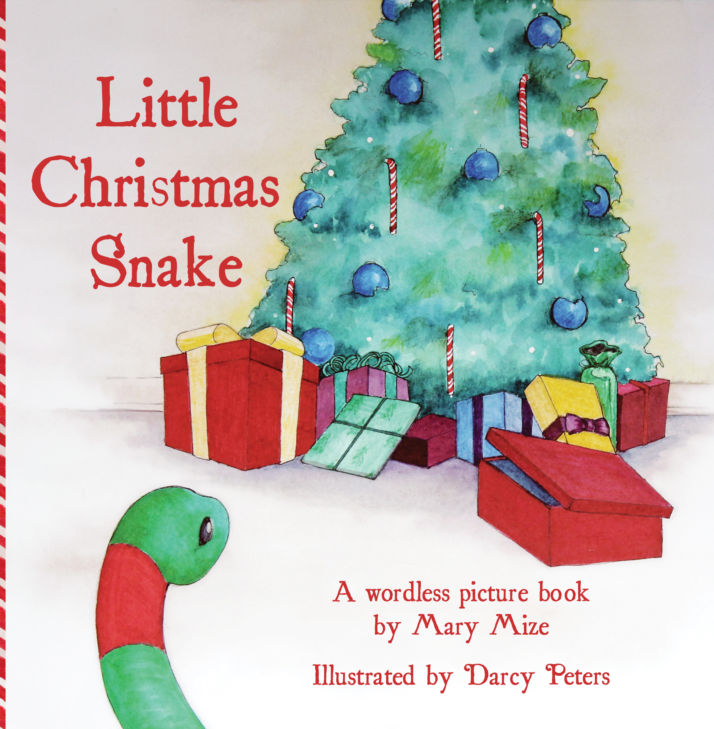 Little Christmas Snake
