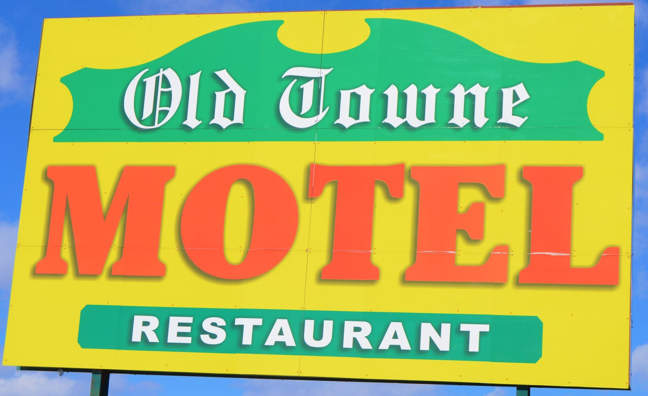 OLD TOWNE MOTEL WESTBY