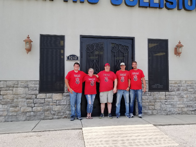 Memphis Collision Team