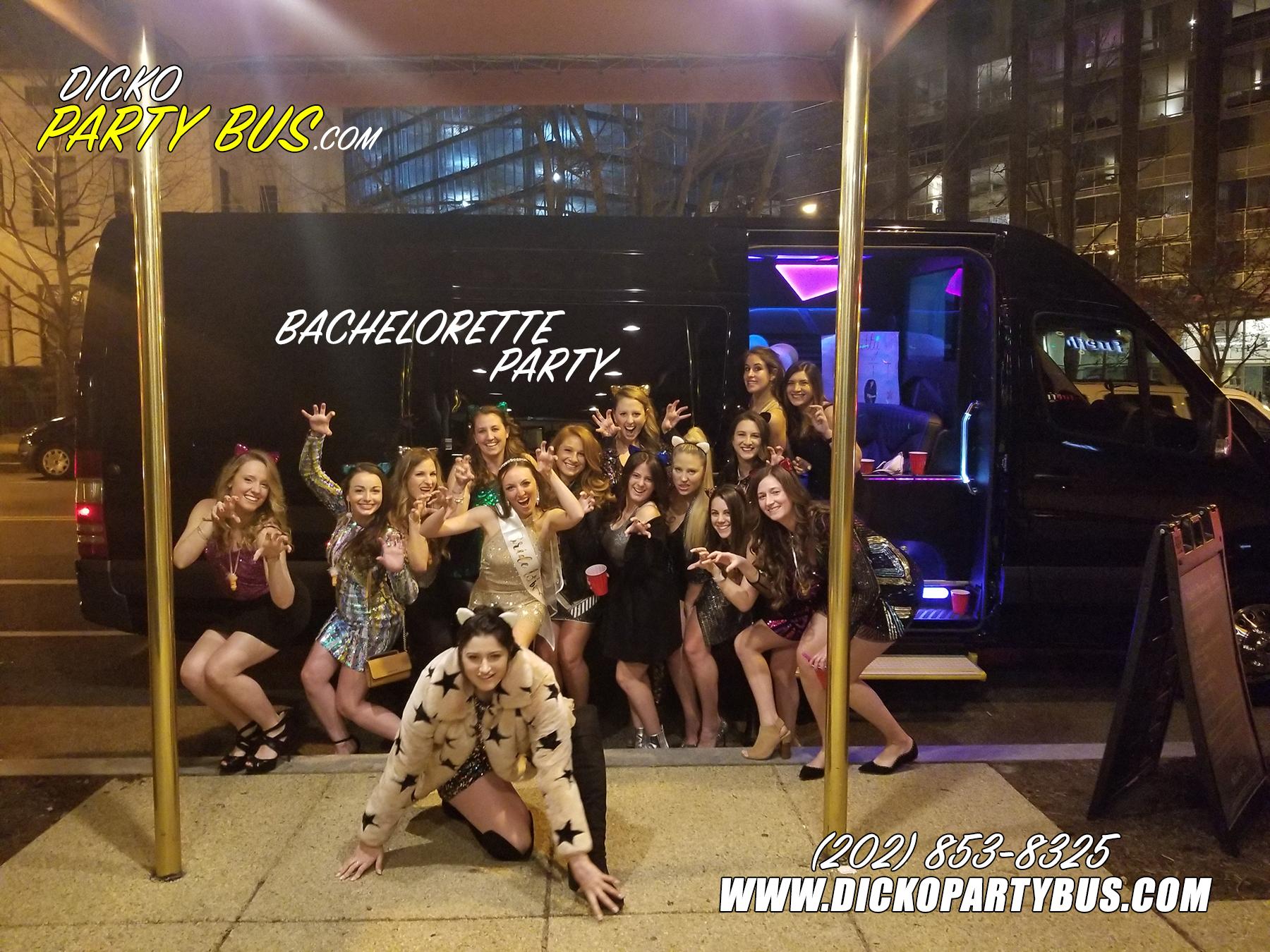 Katt's Bachelorette party