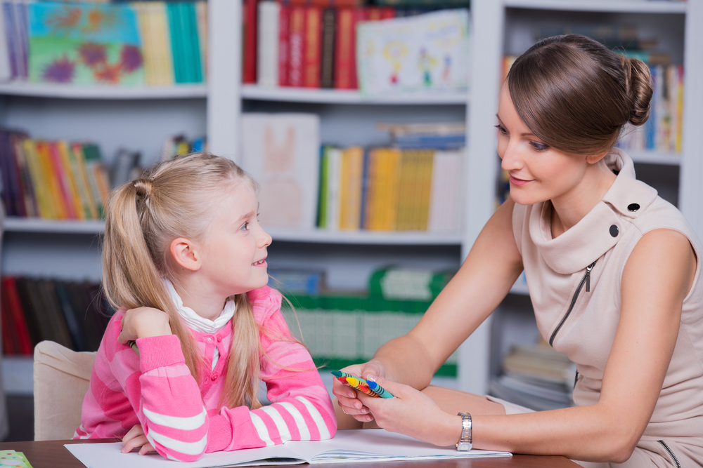 Children counseling