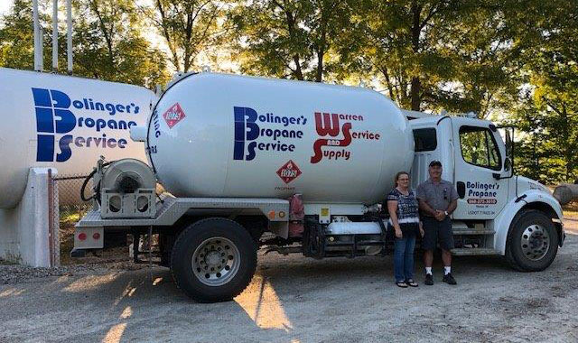 Liquid Propane Delivery Warren Indiana