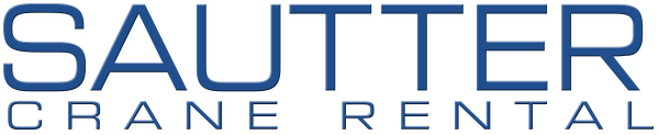 Sautter Crane Rental