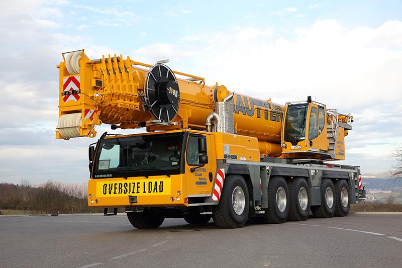 LTM 1250-5.1Liebherr