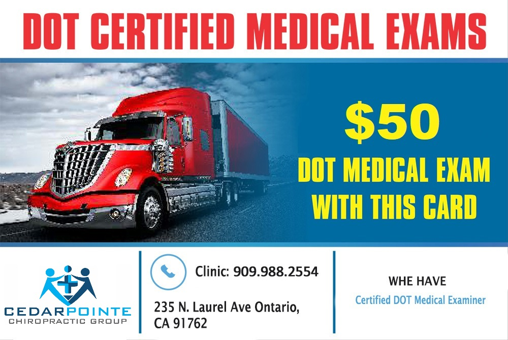 [object object] Home DOT certified medical exams 50