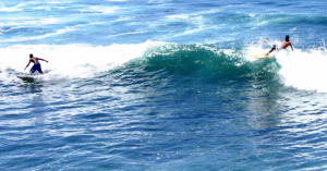 You can't stop the waves but you can learn to surf - Jon Kabat-Zinn