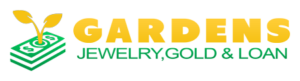 Gardens Gold and Loan logo
