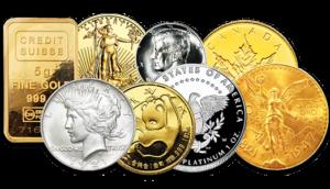 Sell Coins We buy bullion