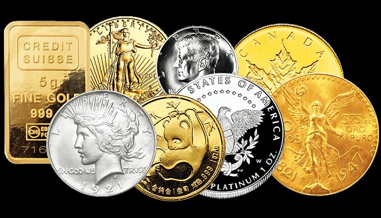 we buy Coins Bullion