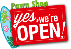 Huntington Beach Pawn Shop Open