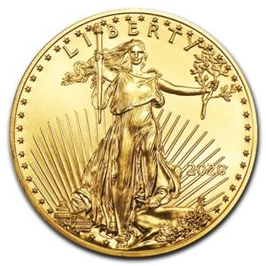 1 oz American Gold Eagle Coin