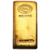 Brand Name 10 oz Gold Bar
