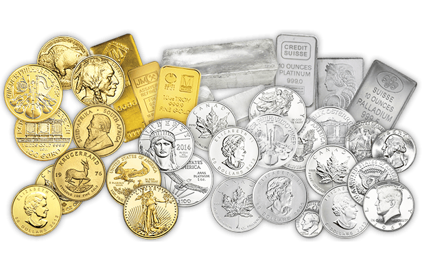 Newport Beach Cash for Gold Coins