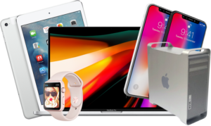 Sell Apple iPhone iPads Macbook