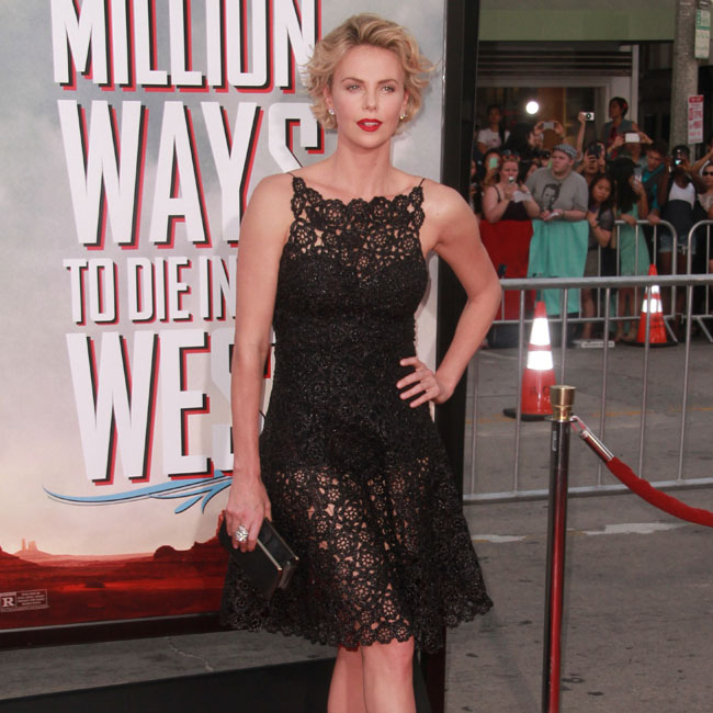 Photo of Charlize Theron feared death on set of new film