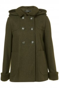 the hooded trench