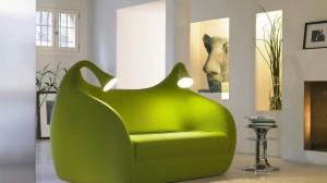 WW alien couch