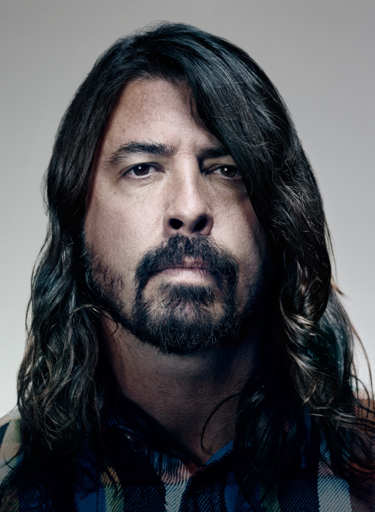 Photo of Foo Fighters'  David Grohl Interview