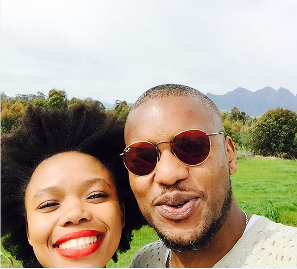 South African Actors And Their Wives