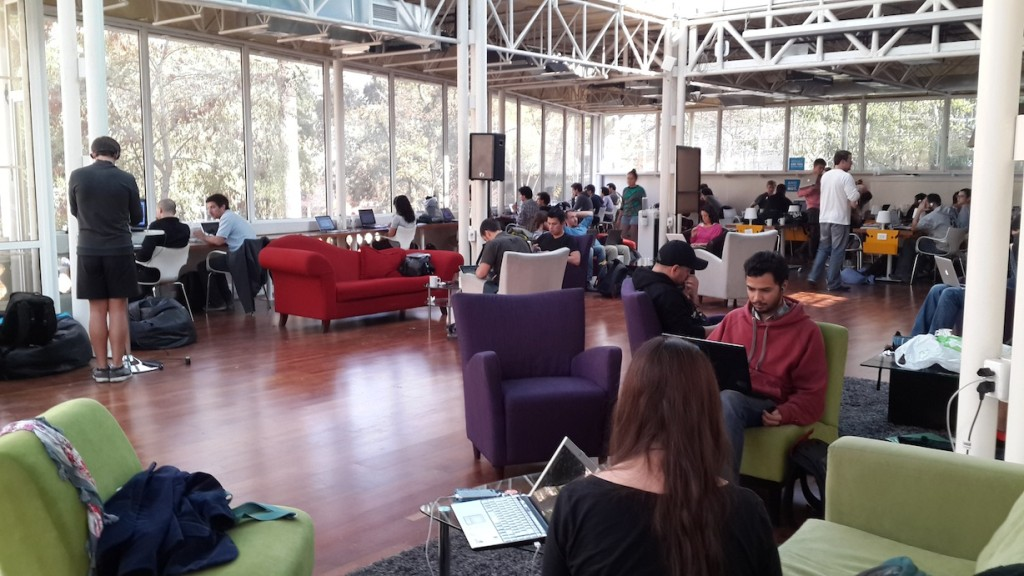 incubatorsCo-Working Spaces In South Africa