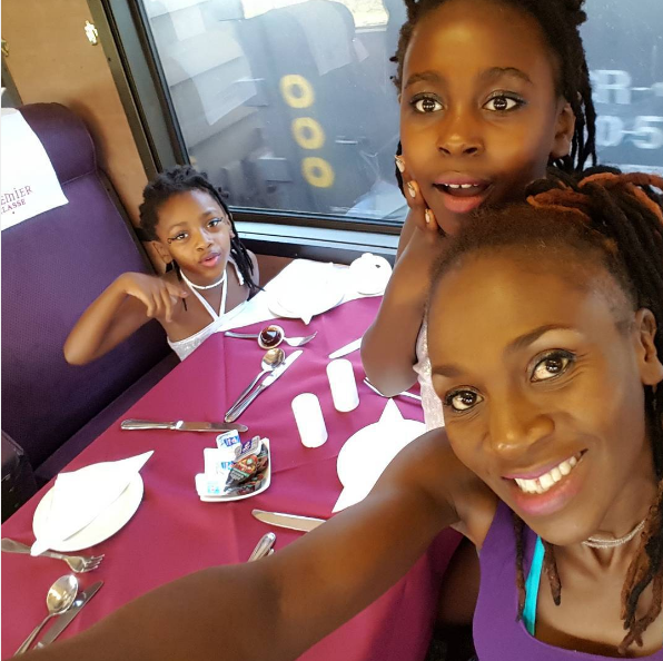 Skeem Saam Actress Shoki Sebotsane And Her Daughter Are All Kinds ...