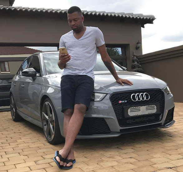 See The Car That Itumeleng Khune Drives