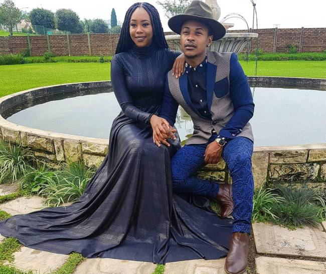 Photo of 5 Pictures Of Bontle Modiselle And Her Fiance Priddy Ugly